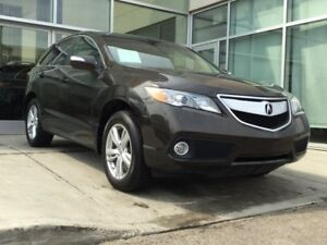 2014 Acura RDX AWD/HEATED SEATS/SUNROOF/BACK UP MONITOR