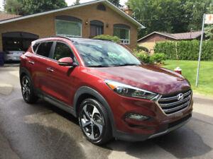 2016 Hyundai Tucson Ultimate 1,6L VUS