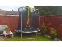 SPORTSPOWER Trampoline for kids and teenagers (6.7 feet in diameter)