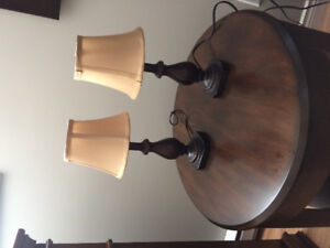 SET of LAMPS