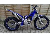 SHERCO ST300 2016 TRIALS BIKE MINT CONDITION
