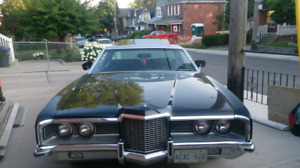 1971 Ford Galaxie 500 (mint condition)