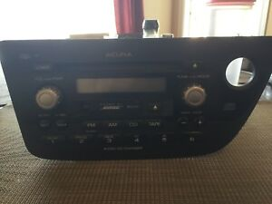 2004 Acura RSX Radio/6 CD Changer