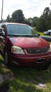 2005 Ford Freestar Minivan, Van