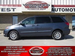 2008 Toyota Sienna LIMITED EDITION AWD, SUNROOF,LEATHER, DVD