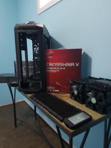 ROG Storm Tropper - core build