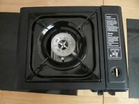 Sunngas Portable Gas Range with Flame Failure Device for safety