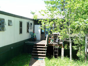 Moving Sale: Mobile Home on leased Land, $6,000 o.b.o.