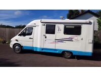 Reluctant sale in good condition for its age MOT till june 2018. comes with awning all ready to go