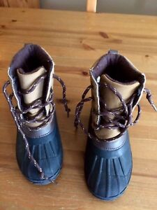 Gymboree winter boots! Size 10t excellent shape!
