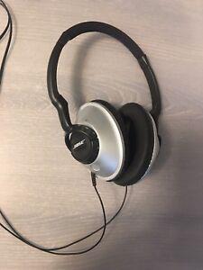 Bose over ear headset