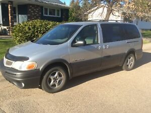 MUST SELL!!  2003 Pontiac Montana EXT - runs perfectly!