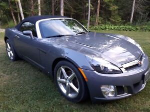 Saturn Sky REDLINE Convertible