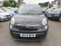 2014 Fiat 500L 1.3 TD Multijet Pop Star MPV Dualogic 5dr (start/stop)
