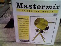 electric concerte mixer