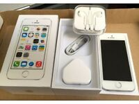 iPhone 5S, 16 gb, Perfect condition, Vodafone, Boxed, Can deliver