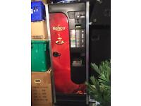 Kenco vending machine fully working! Great deal!