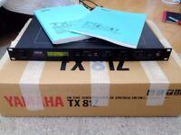YAMAHA TX81Z Midi sound module Vintage
