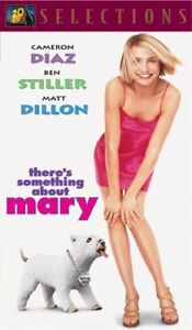 There's Something About Mary- VHS - Cameron Diaz Ben Stiller