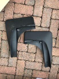 X5 rear mudflaps
