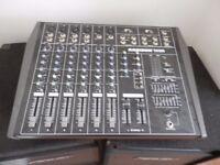 Samson TM 300 Powered Stereo Mixer - Chester