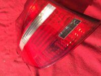 Bmw rear light E81 E87 Near Side, Passenger Side, N/S 2006 - 2011 Hatchback