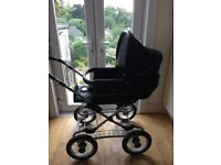 Silver Cross Classic Chassis Pushchair