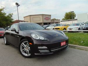 2013 Porsche Panamera 4-PLATINUM EDITION- NO ACCIDENT