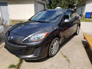 2012 Mazda3 GS SkyActiv