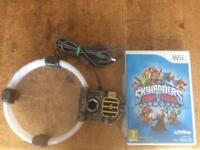 Sky landers Trap Team Wii game and portal