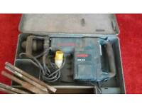 Bosch sds max drill and breaker