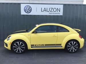2014 Volkswagen Beetle 2.0 TSI GSR