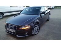 Audi A4 2.0 TDI 6 speed, manual. long MOT,good condition,ONO