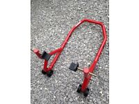Motorcycle Paddock stand £20