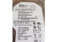 """Western Digital Caviar SE 3.5"""" WD2500AAJS-00VTA0 SATA Internal 250GB Hard Drive"""