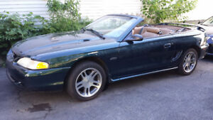 1997 Ford Mustang GT CONV. Convertible