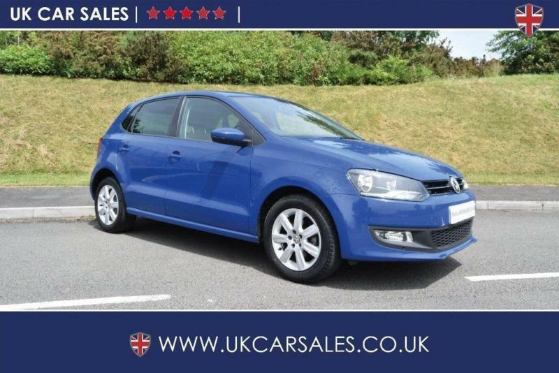 2013 Volkswagen Polo 1.2 Match Edition 5dr