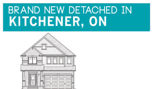 Gorgeous Brand New Home in Kitchener, ON!