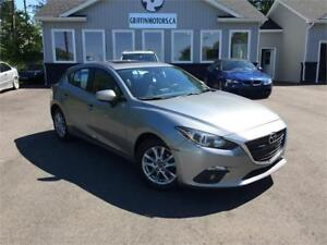 2014 Mazda 3 SPORT Sky-Activ only $96 B/W OAC