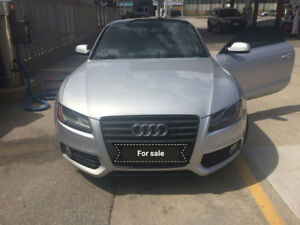 2010 Audi A5 Coupe (2 door)