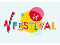 V FESTIVAL - WEEKEND RED CAMPING X2
