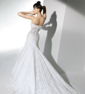 Gorgeous Patrizia Ferrera Wedding Dress