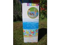 Paddling Pool - Non inflatable (no need for pump)