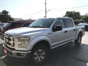 2015 Ford F-150 XLT 4x4 SuperCrew!