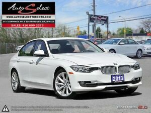 2013 BMW 320i xDrive AWD ONLY 79K! **CLEAN CARPROOF** MODERN PKG