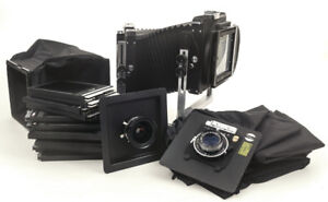 Complete Arca Swiss Pro 1 (4x5) System