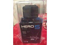 GoPro Hero 5 Black brand new