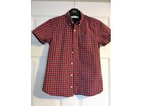 Abercrombie & Fitch Boys Shirt Size Medium/Age 12