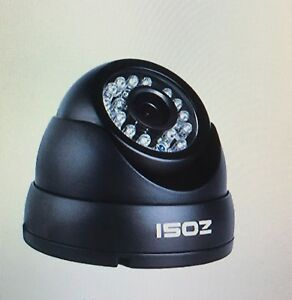 CCTV indoor dome type camera