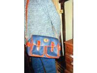 BURBERRY authentic poacher's bag
